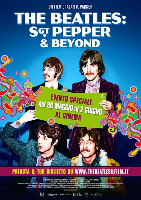 The Beatles: Sgt Pepper & Beyond -INGLESE CON SOTT. IN ITALIANO