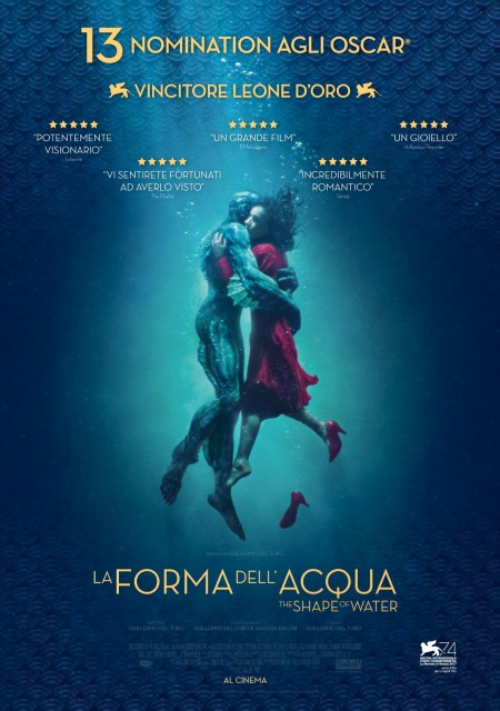 La Forma dell  Acqua - The Shape of Water