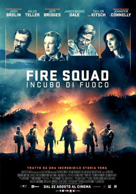 Fire Squad: Incubo di Fuoco dal 22 Agosto