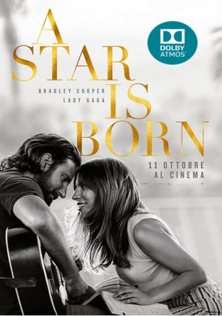 a star is born - dolby atmos