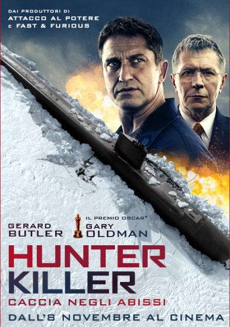 Hunter Killer-caccia negli abissi