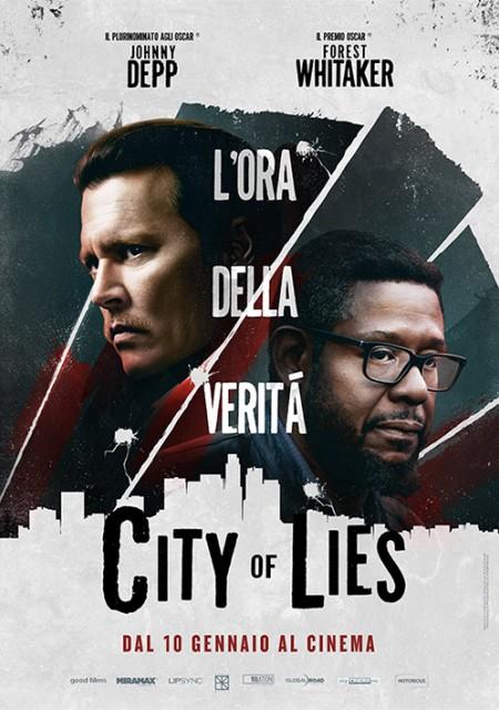 City of Lies - L´ora della verità