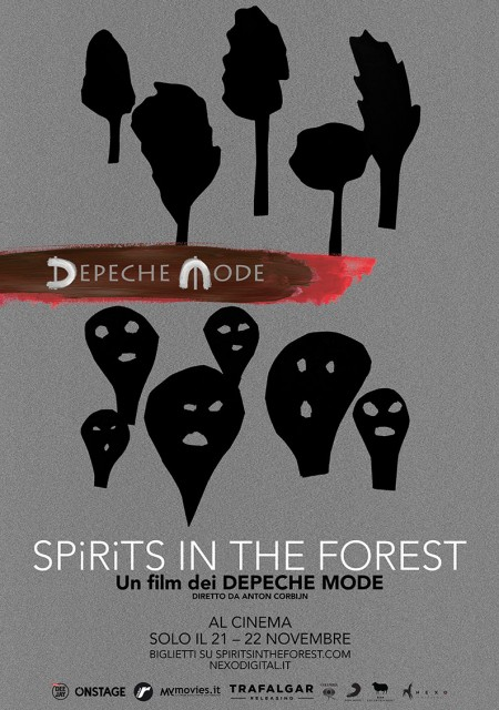 DEPECHE MODE SPIRIT IN THE FOREST